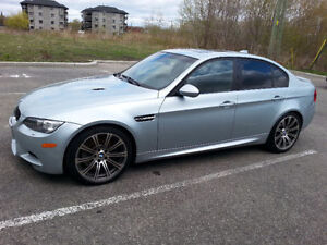 2008 BMW M3 4 Portes Tres Rare, Full Load! Exhaust Sport 440hp!
