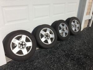 """Think spring! Factory 15"""" VW wheels for 2000-2004 Golf/Jetta"""