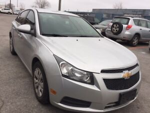 2012 Cruze1.4L LT Turbo ,Clean in and out,Certified and warranty