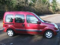 2008 RENAULT KANGOO 1.6 Expression Automatic, Low Miles