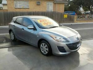 2009 Mazda 3 BL Neo Silver 5 Speed Automatic Sedan Newtown Geelong City Preview