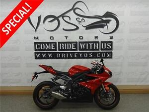 2013 Triumph Daytona 675 - V1787- **No Payments For 1 Year