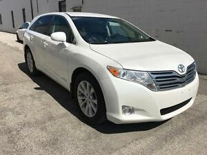 2009 TOYOTA VENZA V6 AWD NO ACCIDENT CERTIFED,Pearl white