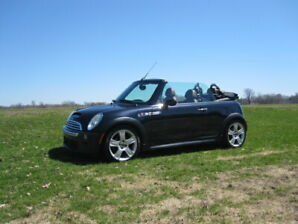 MINI COOPER S 2007 CONVERTIBLE SIDE WALK -TURBO-6VITT