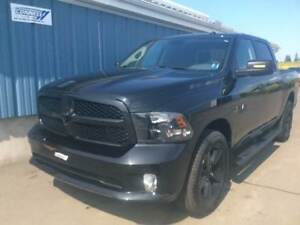 2017 Ram 1500 Black Edition