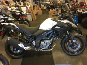 2017 Suzuki DL650 V-strom ABS, 2 left, must be sold $7999