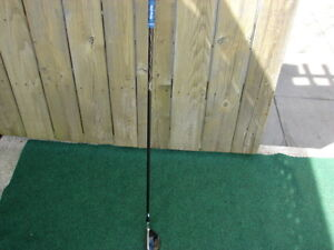 Left hand Callaway Hybrid Rescue drivers