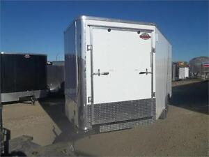 DRIVE ON DRIVE OFF MULTI USE V NOSE TRAILER $9299.00