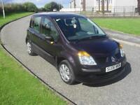 Renault Modus 1.2 16v 75 ( a/c ) Expression 2006 ONLY 30650Mls MOT 30/7/17 5 Dr