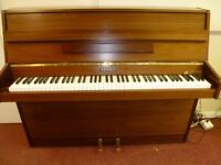 Upright Piano Kemble (Free local Delivery within 10 Miles of Tn12 ) Piano tuned to concert Pitch 440