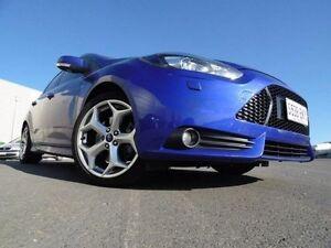 2012 Ford Focus LW MKII ST Blue 6 Speed Manual Hatchback Mount Barker Mount Barker Area Preview