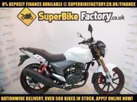 2017 KEEWAY RKV 125CC, 0% DEPOSIT FINANCE AVAILABLE