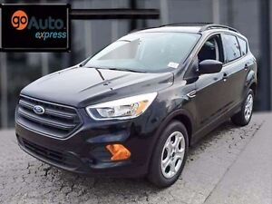 2017 Ford Escape S FWD LOW KMS