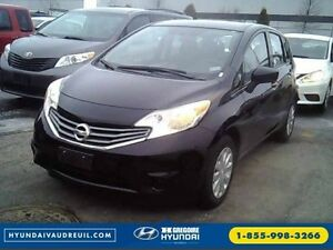 2016 Nissan Versa Note SV AUTO Bluetooth USB/MP3 A/C Camera