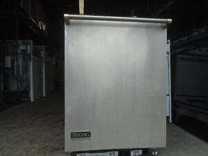 "1001367 LAVE VAISSELLE ENCASTRE 24 '' VIKING *** BUILT IN 24"" DISHWASHER VIKING"