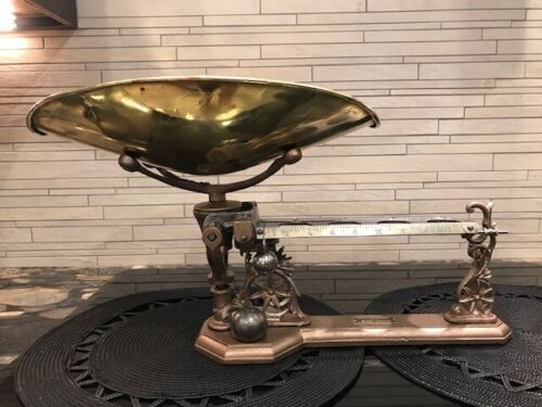 Antique Troemner No. 44 Ball Scale