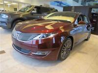 2015 Lincoln MKZ Hybrid - 2 Year Pre-paid Maintenance
