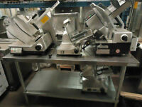 Commercial Meat Slicers for Deli Shops and Cafes - Cut Lots