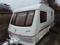 Elddis Avante 482 Touring Caravan