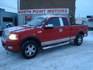 2004 Ford F-150 FX4 Supercab 4x4