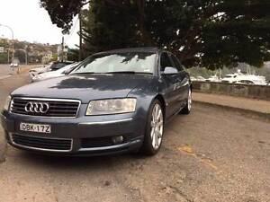 2003 Audi A8 Sedan Neutral Bay North Sydney Area Preview