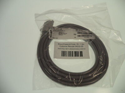 New Welch Allyn 4500-30 Blood Pressure Cuff 5 Hose For Spot Lxi Connex