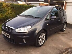 EXCELLENT FORD FOCUS C-MAX 1.8 DIESEL !! ONLY 92000 MILES !!