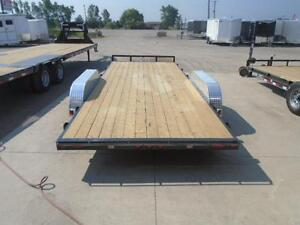 PJ CAR HAULER - 18' LONG QUALITY MADE TRAILER- YOUR LOWEST PRICE London Ontario image 4
