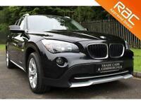 2011 BMW X1 2.0 XDRIVE20D SE 5D AUTO 174 BHP DIESEL