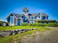 HOME OF THE WEEK – – Breathtaking 11 Acre Bay of Fundy Estate
