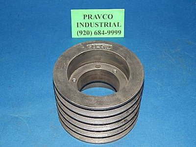 5b-5.4 Pulley Sheave 5 Groove 5-1116 5.6875 Outside Diameter