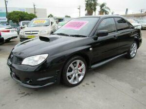 2007 Subaru Impreza MY07 WRX (AWD) Turbo !! 5 Speed Manual Sedan Granville Parramatta Area Preview