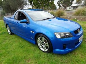 2010 Holden Ute Blue Sports Automatic Utility Mile End South West Torrens Area Preview