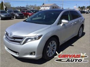 Toyota Venza Limited AWD GPS Cuir Toit Pano MAGS*pneus neufs* 20