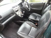 2003 Honda Civic 1.6 SE Executive Full Years MOT 5dr hatchback