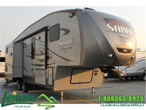 2014 Palomino Sabre Silhouette Select 315RLTS
