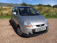 Chevrolet Matiz 1.0 SE+ 2009 59 *LOW MILES, CLEAN CAR, NEW MOT & SERVICE*