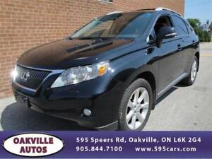 2010 Lexus RX 350/NAVI/CAMERA/DVD /LEATHER, ROOF/HEADS UP