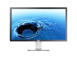 Dell P2214Hb 22 Wide LCD Monitor VGA DVI DisplayPort