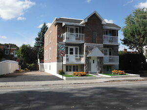 Île-de-la-Visitation:Large 2 bedroom-HALF BASEMENT OF 5-PLEX