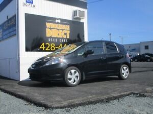 2012 Honda Fit HATCHBACK LX 5 SPEED 1.5 L