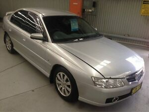 2004 Holden Berlina VY II Silver 4 Speed Automatic Sedan Maryville Newcastle Area Preview