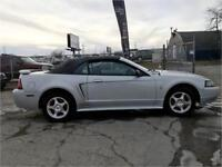 2003 FORD MUSTANG CONVERTIBLE 5 SPEED 119000KM Calgary Alberta Preview