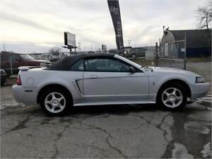 2003 FORD MUSTANG CONVERTIBLE 5 SPEED 119000KM