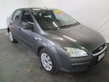 2007 Ford Focus LS CL Grey 4 Speed Automatic Sedan Invermay Launceston Area Preview