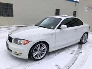 2011 BMW 1 Series 128i COUPE/ CLEAN/ NO ACCIDENT