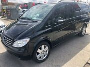 2009 Mercedes-Benz Viano 639 MY06 CDI 2.2 Ambiente Black 5 Speed Auto Touchshift Wagon Hoppers Crossing Wyndham Area Preview