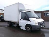 Ford Transit T350 LWB 115 LUTON BOX VAN WITH TAIL LIFT DIESEL MANUAL (2011)