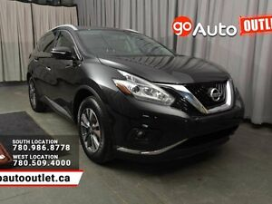 2015 Nissan Murano SL 4dr All-wheel Drive