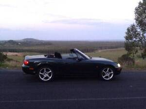1998 Mazda MX-5 + Hardtop Banora Point Tweed Heads Area Preview